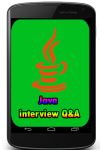 Learn Java Q A screenshot 1/3