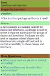 Learn Java Q A screenshot 3/3