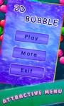 2D Bubble Game screenshot 1/6