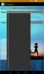 BMI Calculator v1  screenshot 2/5