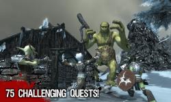 Dangerous Troll 3D RPG screenshot 1/5