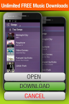 Mp3 Music Skull Downloader screenshot 1/2