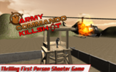 Army Commando kill Shot screenshot 1/6