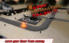 Army Commando kill Shot screenshot 3/6