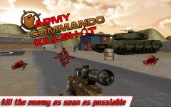 Army Commando kill Shot screenshot 4/6