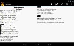 SongBook next screenshot 4/6
