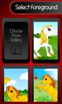 Zipper Lock Screen – Ponies screenshot 3/6
