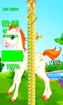 Zipper Lock Screen – Ponies screenshot 4/6