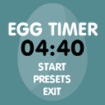 Egg Timer screenshot 1/1