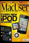 MacUser Magazine screenshot 1/1