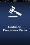 Codul de Procedura Civila screenshot 1/1