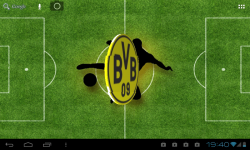 Borussia Dortmund 3D Live WP FREE screenshot 4/6