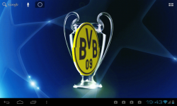 Borussia Dortmund 3D Live WP FREE screenshot 5/6