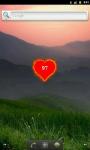 Fire vs ice Heart Battery screenshot 3/4