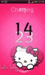 Hello Kitty Pink Go Locker XY screenshot 1/3