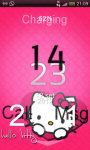 Hello Kitty Pink Go Locker XY screenshot 2/3