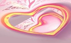 Heart Screen Live Wallpaper screenshot 2/3