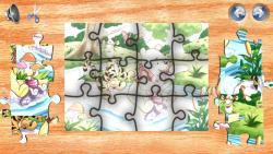 Puzzle Winnie the Pooh screenshot 1/5