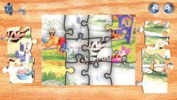 Puzzle Winnie the Pooh screenshot 2/5