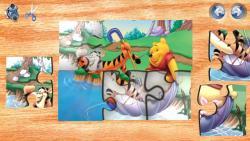 Puzzle Winnie the Pooh screenshot 3/5