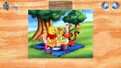 Puzzle Winnie the Pooh screenshot 4/5
