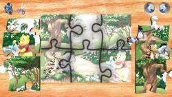 Puzzle Winnie the Pooh screenshot 5/5