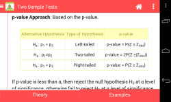 Hypothesis Testing I screenshot 5/5
