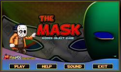Free Hidden Object Games - The Mask screenshot 1/4