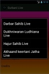 Gurbani Live screenshot 4/6