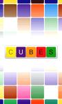 Cubes 240x400 screenshot 1/5