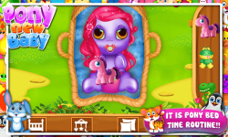 Pony New Baby screenshot 1/5