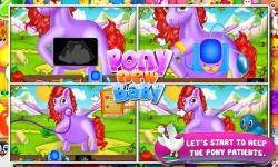 Pony New Baby screenshot 5/5