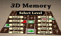 Super_memory_3D screenshot 1/4