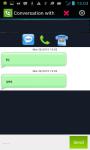 PhonIP Calls and Messages screenshot 2/3