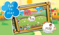 Baby Cartoon Jigsaw Puzzle screenshot 1/4