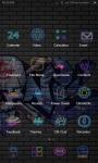 Neon-CM launcher theme  screenshot 3/3