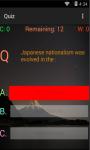 Japan History Knowledge test screenshot 2/6