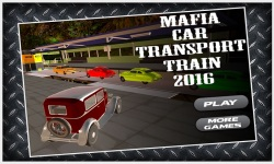 Mafia Car Transport Train 2016 screenshot 1/5