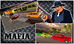 Mafia Car Transport Train 2016 screenshot 2/5
