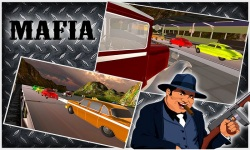 Mafia Car Transport Train 2016 screenshot 3/5