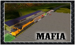 Mafia Car Transport Train 2016 screenshot 4/5