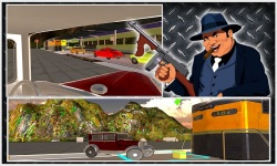 Mafia Car Transport Train 2016 screenshot 5/5