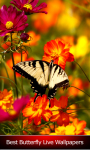 Best Butterfly Live Wallpapers screenshot 1/6