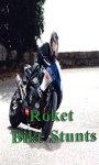 Rocket Bike Riding screenshot 1/3