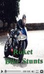 Rocket Bike Riding screenshot 2/3
