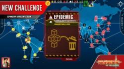 Pandemic The Board Game existing screenshot 5/6