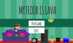 My Floor Is Lava screenshot 1/3