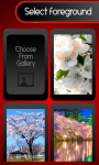 Lock Screen - Cherry Blossom screenshot 3/6