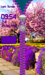 Lock Screen - Cherry Blossom screenshot 5/6