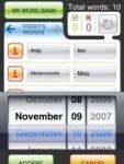 MyWords - FrenchPod101.com screenshot 1/1